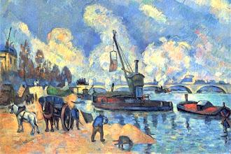 Paris : Cézanne et les paysages d'Ile de France