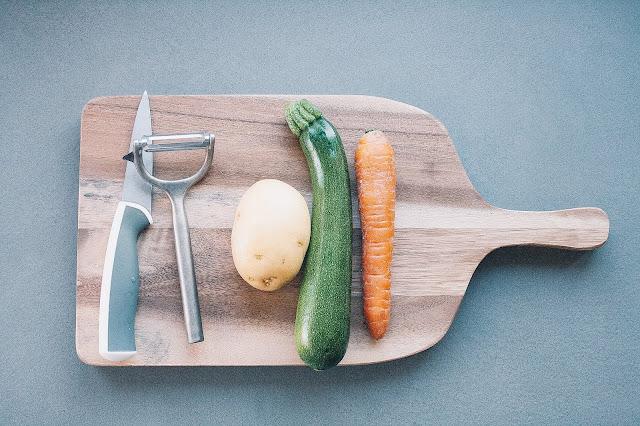 Brodo vegetale per lo svezzamento del bambino step 1