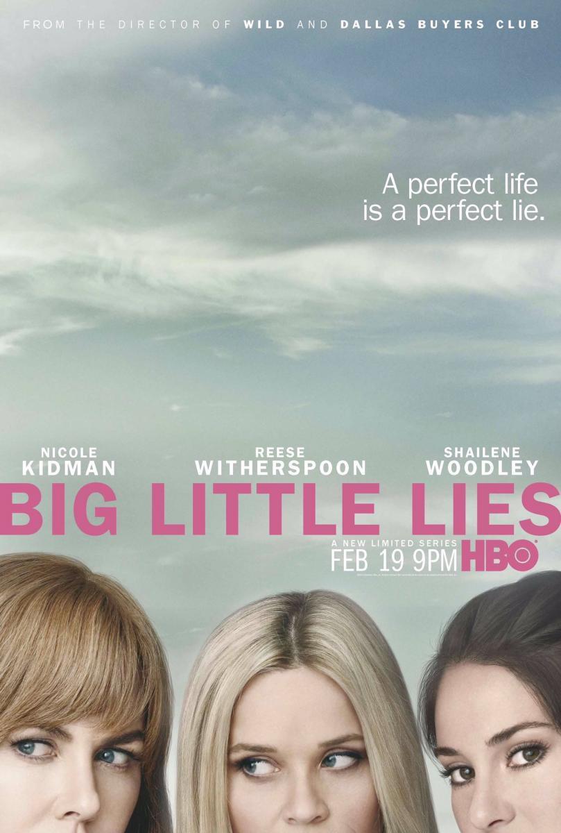 Big Little Lies Temporada 1 y 2 Dual 1080p