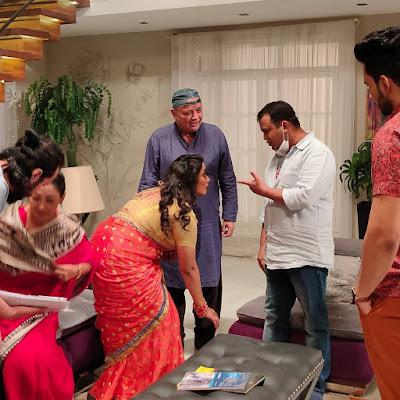 Rani Ka Raja shooting