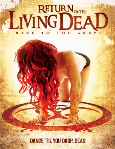 Ver El regreso de los muertos vivientes 5 (2005) Online
