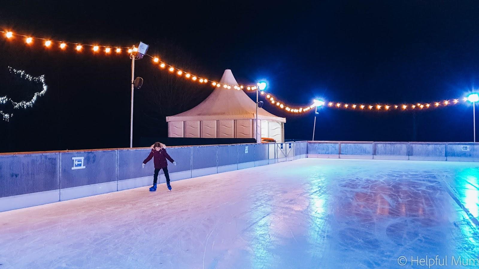 ice rink lotherton