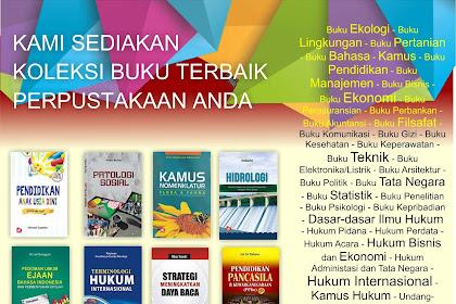 Daftar Buku Hukum Internasional Sinar Grafika