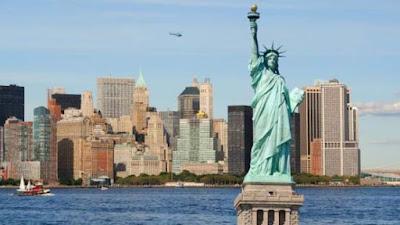 Patung Liberty, Sebuah Hadiah Untuk Amerika - Sejarah Patung Liberty di Amerika Serikat
