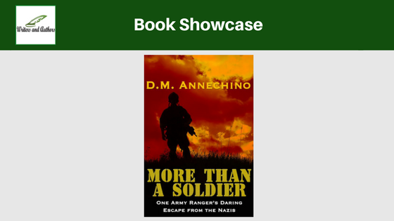Book Showcase: More Than a Soldier by D.M. Annechino