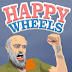 Happy wheels game, or is it happy?