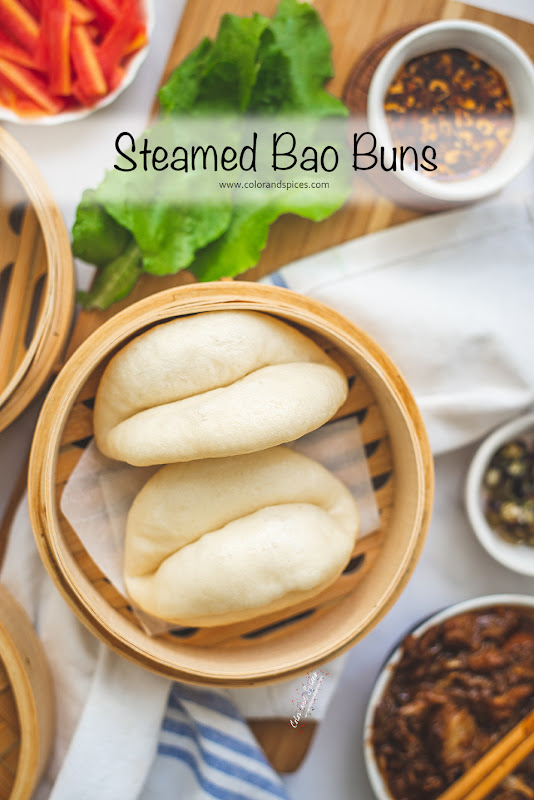 steamed bao video recipe