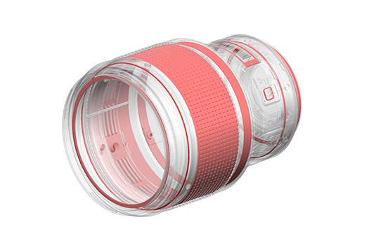 Уплотнители в объективе HD PENTAX-D FA★ 85mm f/1.4ED SDM AW