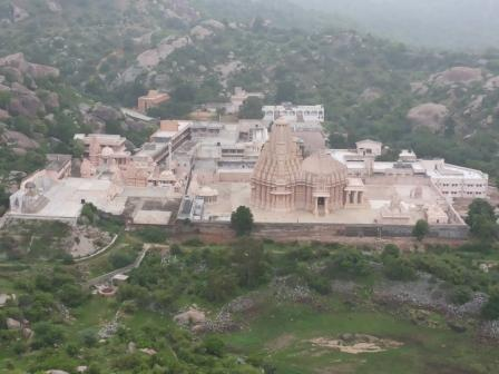 Jain complex of Taranga