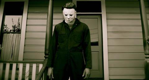 Halloween Jason.Jason Actor Douglas Tait Michael Myers And Halloween 3d