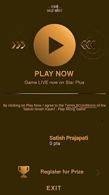 Sabse Smart Kaun Play Now