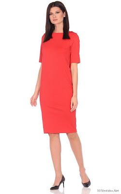 Vestidos Formales Rojos