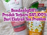 Beautea by Safi : Produk Terbaru Safi 100% Dari Ekstrak Tea Premium