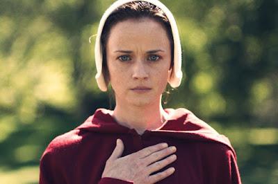 Alexis Bledel en The Handmaid's Tale