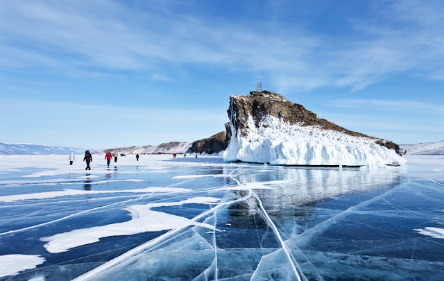 Danau Baikal Siberia