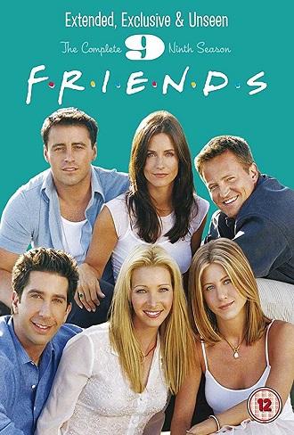 Friends Season 9 Complete Download 480p All Episode