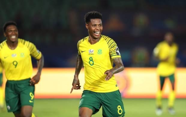 Bafana Bafana suffered a 1-0 defeat to Morocco