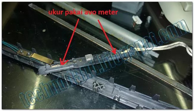 Printer Hp Laser Jet Pro 400 fuser Error [Pemanasan Error]