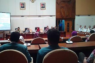 Rombongan Paskibraka 2017 Kunjungi Kantor DPR/MPR