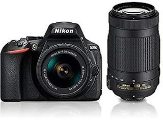 Nikon D5600 with AF-P 18-55 mm + AF-P 70-300 mm, Best DSLR Camera online at best prices in India | Best DSLR Camera seller | my support