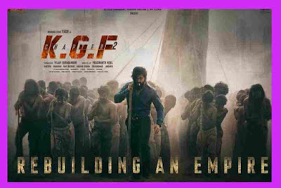 KGF chapter 2 Leak by KGF Chapter 2 full movie in Hindi download pagalworld KGF Chapter 2 Full movie in Hindi Download filmyhit