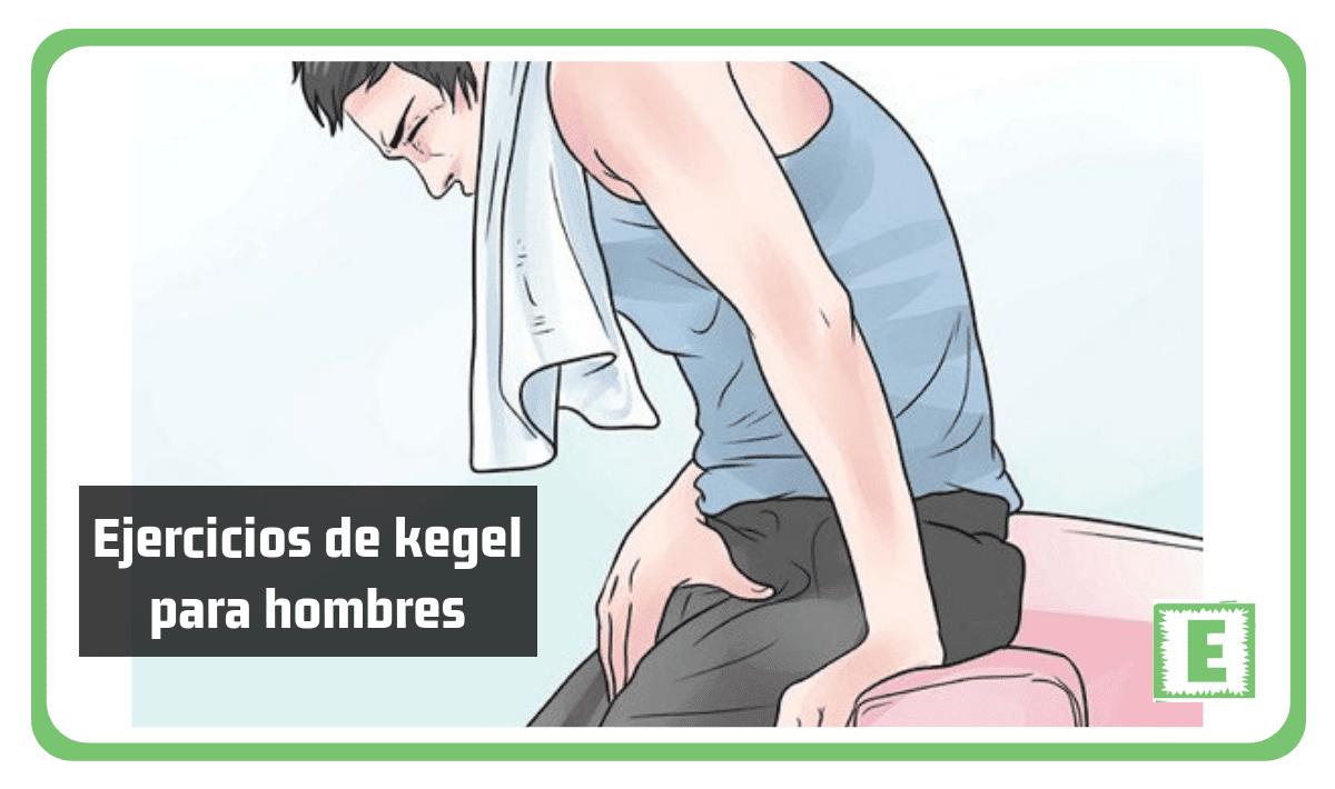 Ejercicios de Kegel para Hombres