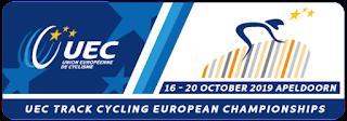 CICLISMO EN PISTA - Campeonato de Europa 2019 (Apeldoorn, Holanda): Sebastián Mora el mejor del continente en Scratch