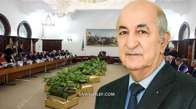 رئيس الجمهورية ينهي مهام سفراء فوق العادة ومفوضين للجمهورية الجزائرية