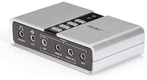 The top five External sound cards available on the market.