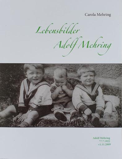 Lebensbilder - Adolf Mehring