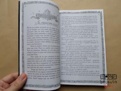 Páginas interiores e ilustraciones de El príncuipe Guilú (Selento Books, 2020)