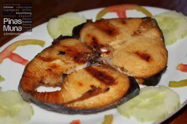 Grilled Fish by Vatang Grill & Restaurant in Ivana, Batanes