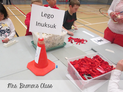 TONS of fun Canada themed activities to celebrate Canada! These activities were done during a Canada unit with Grade One, Grade Two, and Grade Three.