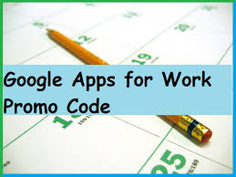 G SUITE google apps for work promo code