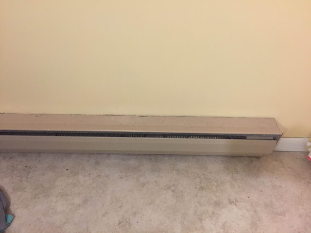 Baseboard Heating Duct : The dabbling crafter diy painting baseboard heaters