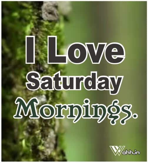I-Love-Saturday-Mornings
