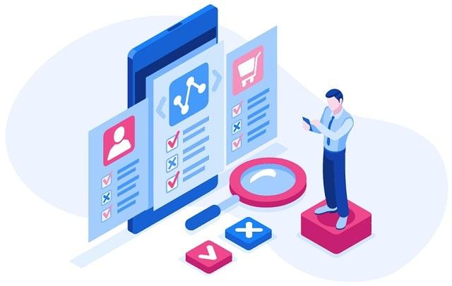 how businesses use surveys find out customer information data