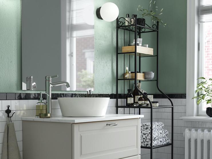 Novedades baños IKEA 2021.