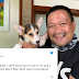 "JV Ejercito reacts at a suggestion for his new pet name, ""Plunder"""