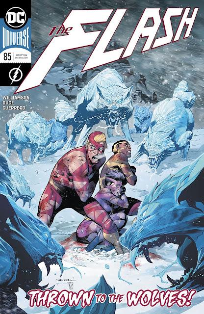 The Flash #85