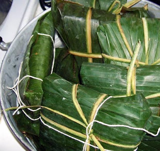 Cook With Banana Leaves