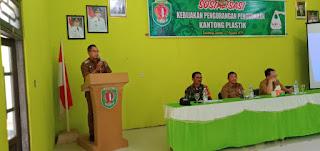 TNI Dukung Upaya Pemda Katingan Jaga Kelestarian Lingkungan