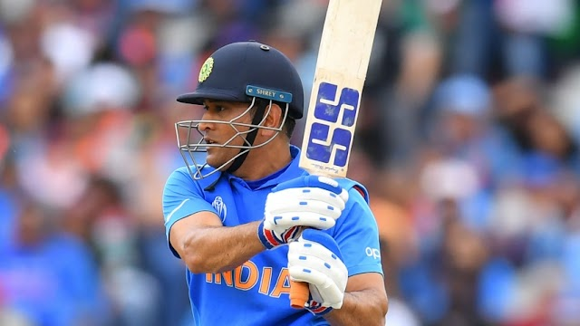 Ms. Dhoni says Good Bye to International Cricket
