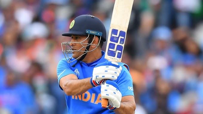 Ms. Dhoni says Good Bye to International Cricket