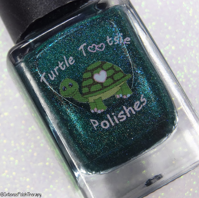 Turtle Tootsie Polishes Thankful For Friends