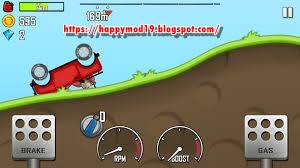 Screenshot 1 of Hill Climb Racing (MOD, Unlimited Money) 1.44.0 for android