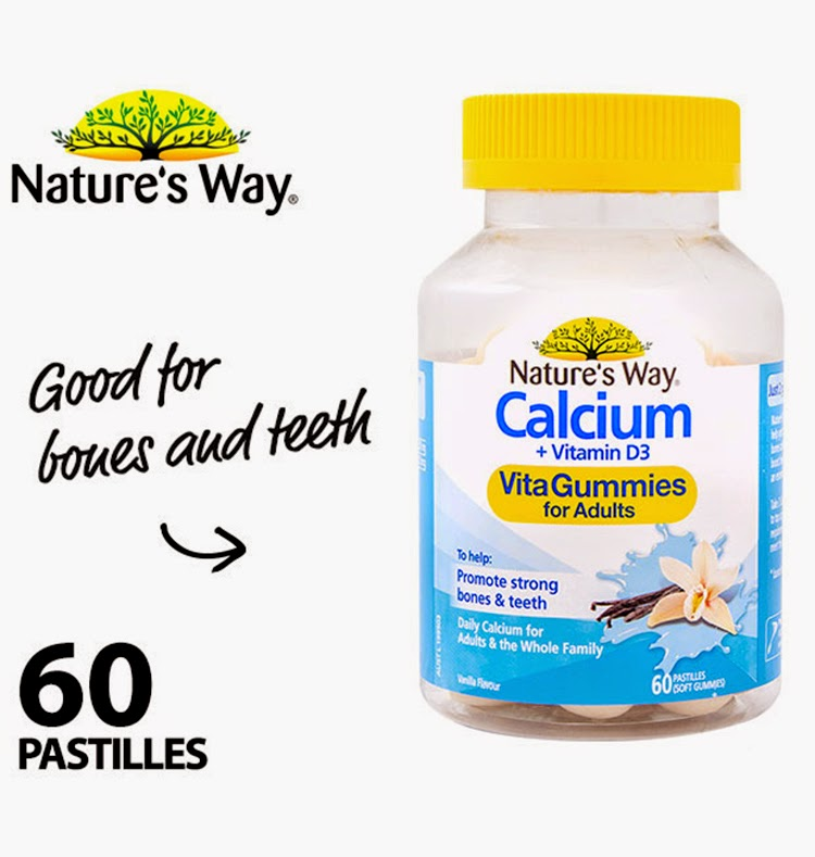 Nature S Way Vita Gummies Ingredients