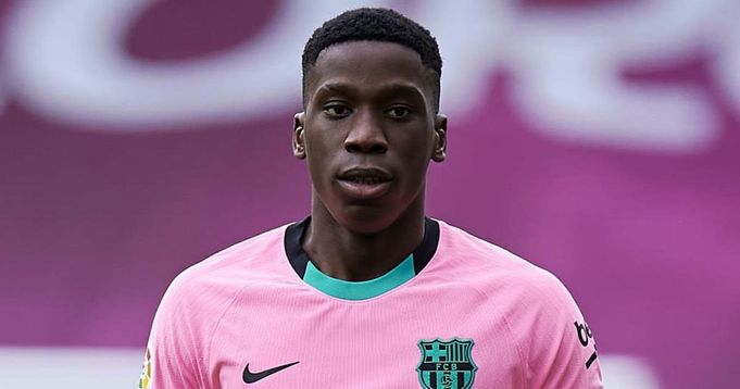 Barca youngster Moriba Set to leave for free as Leipzig can't meet asking price
