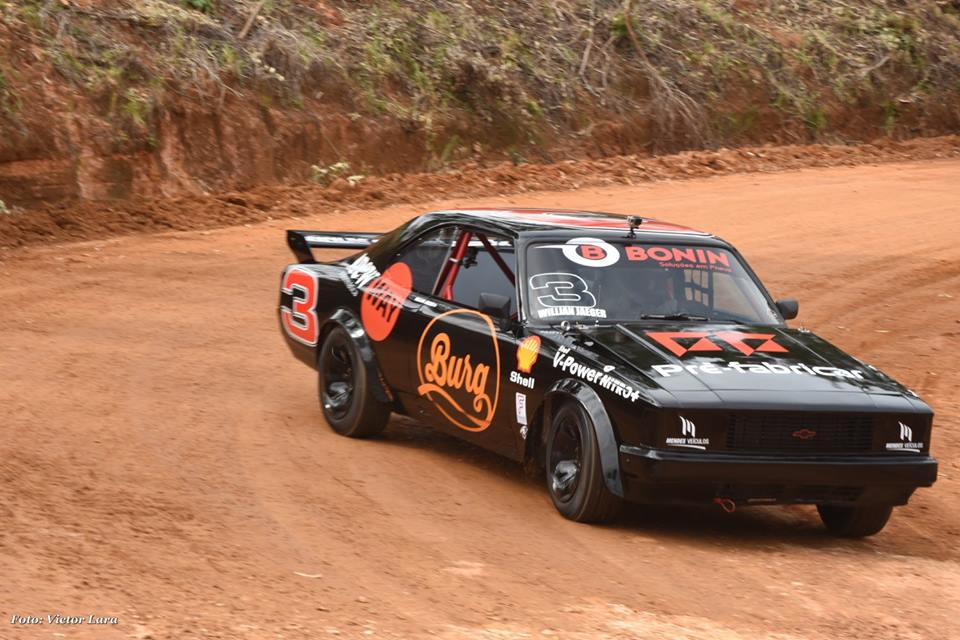 Garage 75 opalas in dirt track 2016 for Dirt track garage