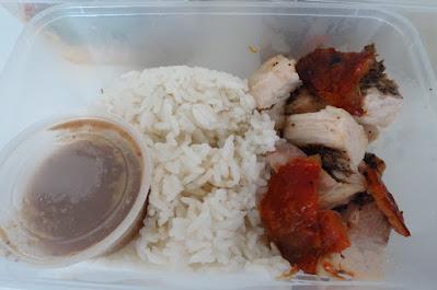 Lechon Republic, lechon rice